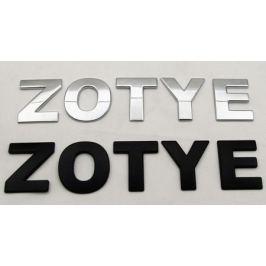 Буквы на капот Zotye