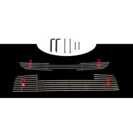 Решетка радиатора Grille для KIA Rio X-Line 2017 -