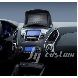 Рамка для центрального монитора для Hyundai IX35 2010-2016