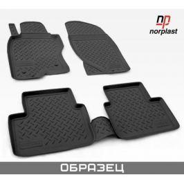 Коврики в салон Norplast (полиуретан) NPA11C61812