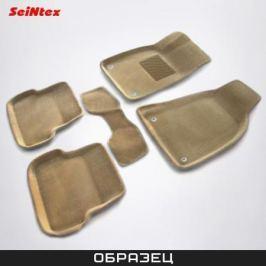 Коврики в салон ворсовые 3D SEINTEX