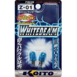 Габариты Koito WhiteBeam P8813W