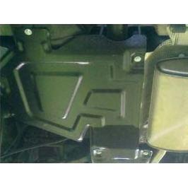 Защита топливного бака ALFeco для KAPTUR 4WD