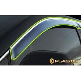 Дефлекторы боковых окон CA - Plastic серия