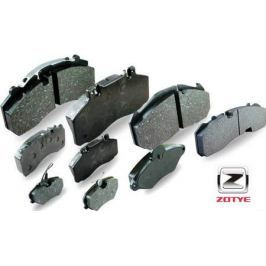 Тормозные колодки KRN для Zotye T600