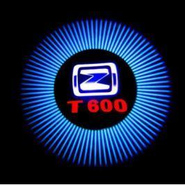 Подсветка дверей для Zotye T600
