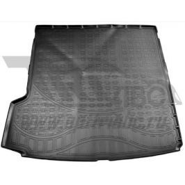 Коврик багажника (полиуретан), чёрный (сложенный 3 ряд) Norplast NPA00-T96-781 для Volvo XC90 2015-