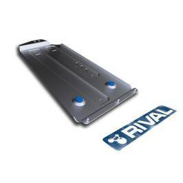 Защита раздатки, алюминий (V - 3.0, 3.2, 3.8) Rival 333.4011.3 для Mitsubishi Pajero IV 2006-