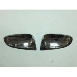 Накладки на зеркала, хром. OEM-Tuning CNT17-15HLD-029 Toyota Highlander 2014 -