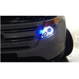 Светодиоды в фары для Ford Explorer 2015-