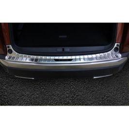 Защитная накладка на задний бампер CHN для Peugeot 3008 2017 -