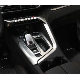 Хромированная накладка на КПП версия GT для Peugeot 3008 2017-