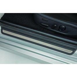 Пластина на дверные пороги J5F45-AK000-WK для KIA Stinger 2018 -