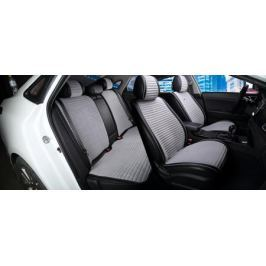 Комплект накидок на сиденья «MONACO PLUS» для Hyundai Solaris 2011 - 2017