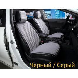 Накидки на передние сиденья «MONACO» для Hyundai Solaris 2011 -