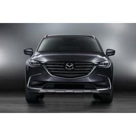 Накладка на передний и задний бампер 0000-8Y-N32 для Mazda CX-9 2017 -