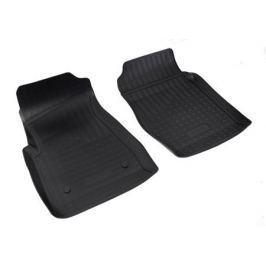 Коврики в салон (1-й ряд, полиуретан, черные) Norplast NPA00-C93-502 для UAZ Patriot 2014 -