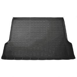 Коврик багажника (полиуретан, чёрный) Norplast NPA00-T93-501 для UAZ Patriot 2014 -