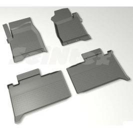 Коврики салона резиновые с высоким бортиком Seintex 87358 для UAZ Patriot 2014 -