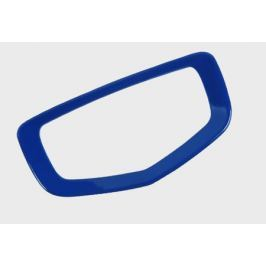 Декоративная окантовка эмблемы на руле (цвет синий) CHN для Geely Atlas 2018 -