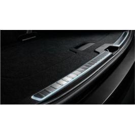 Накладка в багажник (с подсвеченной вставкой из нержавеющей стали,цвет Blond, проводка 31439262) VOLVO для Volvo XC 90 2015-