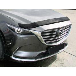 Дефлектор капота SIM для Mazda CX-9 2018 -