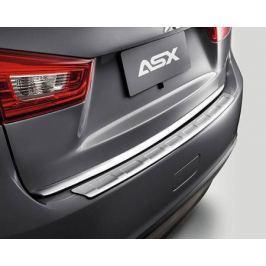 Накладка на задний бампер Mitsubishi MZ576693EX для Mitsubishi ASX 2016 -