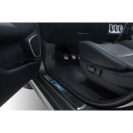Накладки на передние дверные пороги с подсветкой Mitsubishi MZ314484 для Mitsubishi ASX 2016 -