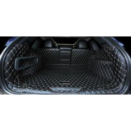 3-d коврики в багажник (цвет черный, коричневый) для Jeep Сherokee 2015 -