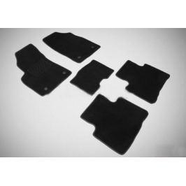 Коврики в салон (текстиль, черные) Seintex 85472 для Geely Emgrand X7 2017 -