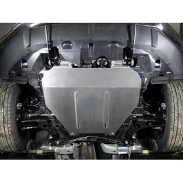 Защита картера (алюминий, толщина 4 мм.) TCC ZKTCC00334 для Mitsubishi ASX 2016 -