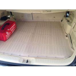 Коврик в багажник (полиуретан, бежевый) Toyota KFMTN-20300-RN для Toyota Highlander 2017 -