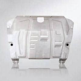 Защита картера (алюминий, толщина 4 мм.) Toyota PZ4AL0205800 для Toyota Highlander 2017 -