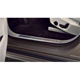 Накладки на пороги (передние с подсветкой) VOLVO 39842582 для Volvo XC 90 2015-
