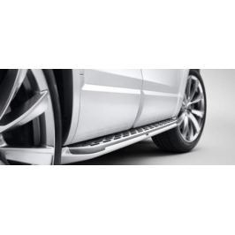 Стильная подножка (алюминий ,цвет Ice White) VOLVO 39836550 для Volvo XC 90 2015-