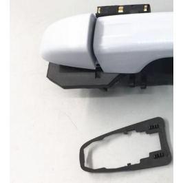Штатная внешняя дверная ручка в сборе (цвет белый) CHN для Geely Atlas 2018 -