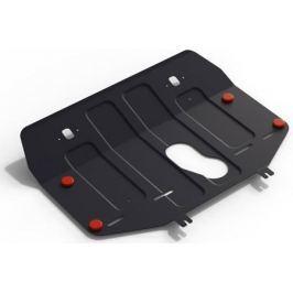 Защита картера и КПП АвтоБроня сталь 2 мм, крепеж в комплекте. 111.01914.1 для Geely Atlas 2018 -