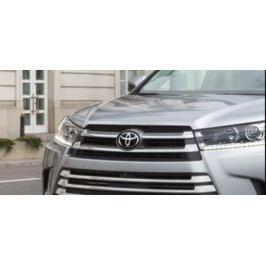 Решетка радиатора штатная Toyota 5.3101E+255 для Toyota Highlander 2017 -