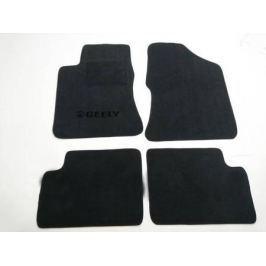 Коврики в салон Премиум (текстильные, черные) GA751711100ATL для Geely Atlas 2018 -