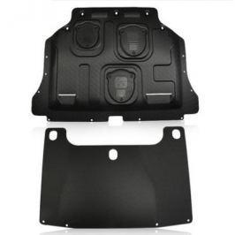 Защита картера двигателя и кпп CHN стальная для Volkswagen Teramont