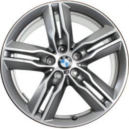Диск колесный R18 Double Spoke 570M 36107850456 для BMW Х1 (F48) 2015-