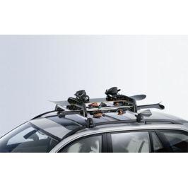 Крепление для лыж и сноуборда 82720406587 для BMW X1 (F48) 2015-