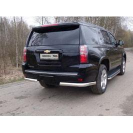 Задние уголки (овальные) CHEVTAH16-15 для Chevrolet Tahoe IV 2015-
