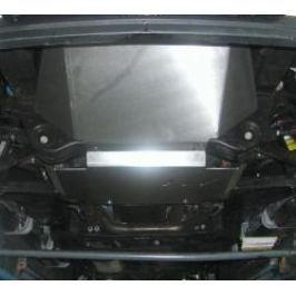 Защита картера (алюминий, 4 мм) 04.02ABC Chevrolet Tahoe IV 2015-