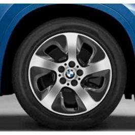 Диск колесный R17 turbine styling 561 (левый) 36116856062 для BMW Х1 (F48) 2015-