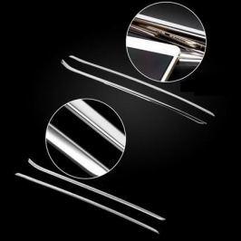 Хромированные молдинги лобового стекла CHN для AUDI Q7 2016 -