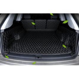 Коврики в багажник кожаные S-line для AUDI Q7 2016 -