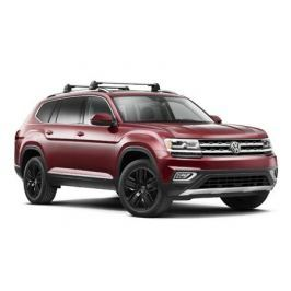 Поперечины багажника (для штатных рейлингов) VAG 3CN071151 для Volkswagen Teramont 2017