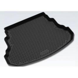 Коврик в багажник (полиуретан, черный) для Geely Emgrand GT 2017 -