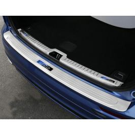 Накладка на порог багажника (разные цвета)